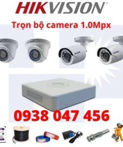 trọn bộ camera hikvision 1.0